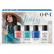 OPI LISBON Nail Laquer Mini 4-Pack