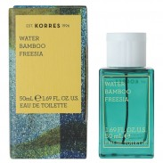 Korres Water/Bamboo/Freesia EdT 50 ml