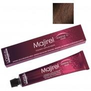 L'Oréal Professionnel Majirel French Brown 7,42 Mittelblond Kupfer Irisé 50 ml