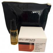 Shu Uemura Urban Moisture Masque + Essence Absolue Oil