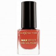 Max Factor Max Effect Mini Nail Polish Red Carpet Glam 4,5 ml