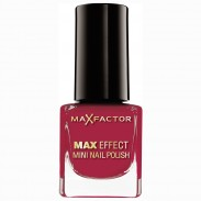 Max Factor Max Effect Mini Nail Polish Ruby Tuesday 4,5 ml