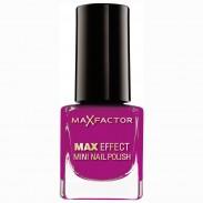Max Factor Max Effect Mini Nail Polish Fuchsia Salsa 4,5 ml