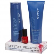 Joico Moisture Recovery Duo-Set & Gratis-Nagellack
