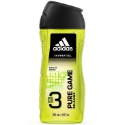 adidas Pure Game 3in1 Shower Gel for Men 250 ml