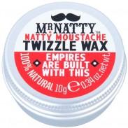 Mr. Natty Moustache Twizzle Wax 10 g