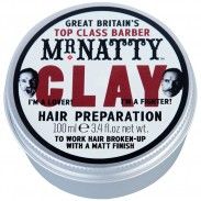Mr. Natty Clay Hair Preparation 100 ml
