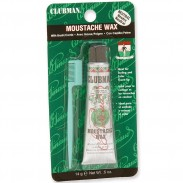 Clubman Pinaud Moustache Wax Hang Pack - Neutral 14 g