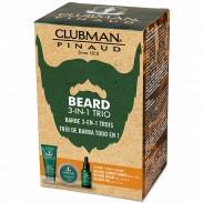 Clubman Pinaud Beard Pack