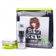 Tigi Bed Head Styling Set Manipulator Matte 57,5 g & gratis Hard Head Hairspray 101 ml