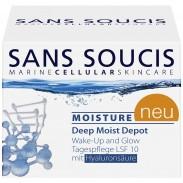 Sans Soucis Deep Moisture Wake-Up & Glow Tagespflege 50 ml