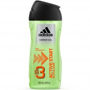 adidas Functional Active Start 3in1 Shower Gel 250 ml
