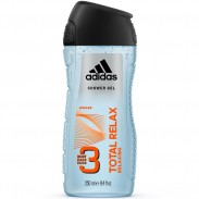 adidas Functional Total Relax 3in1 Shower Gel 250 ml