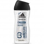 adidas Functional adipure 3in1 Shower Gel for Men 250 ml