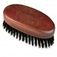 Acca Kappa Beard Brush aus Kotibe-Holz mit schwarzen Borsten