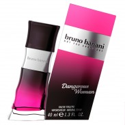 bruno banani Dangerous Woman EdT Natural Spray 40 ml