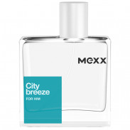 Mexx City Breeze Male EdT Natural Spray 50 ml