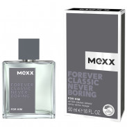 Mexx Forever Classic Never Boring Male After Shave 50 ml