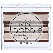 Invisibobble Basic Mocca and Cream 10er Sets