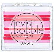 Invisibobble Basic Jelly Twist 10er Sets