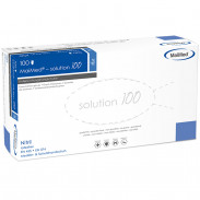 MaiMed Solution 100 Nitril 100 Stück Blau  Gr. XL