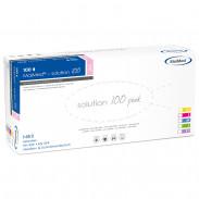 MaiMed Solution 100 Nitril 100 Stück Pink Gr. S