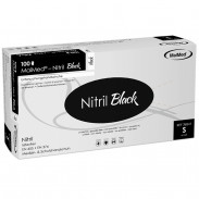 MaiMed Nitril Black 100 Stück Gr. S