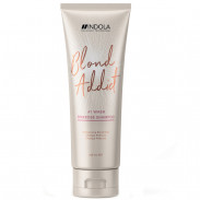 Indola Blonde Addict Pink Rose Shampoo 250 ml