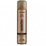 Wella Wellaflex Power Halt Form & Finish Haarlack XXL 400 ml
