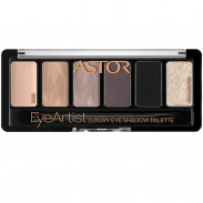 ASTOR EyeArtist Luxury Eye Shadow Palette Rosy Greys