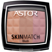ASTOR SkinMatch Trio Blush Berry Brown