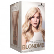 Schwarzkopf Blondme Restore Bond Duo Pack