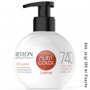 Revlon Nutri Color Cream 740 Light Copper 50 ml
