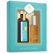 Moroccanoil 10 Years Anniversary Box Light