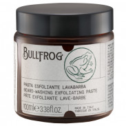Bullfrog Beard-washing Exfoliating Paste 100ml