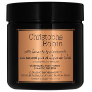 Christophe Robin Cleansing Thickening Paste with Pure Rassoul Clay & Tahitian Algae 250 ml