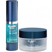 Klapp Cosmetics Men Face Care Set