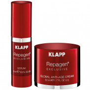 Klapp Cosmetics Repagen Exclusive Care Set
