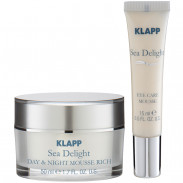 Klapp Cosmetics Sea Delight Face Care Set