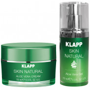 Klapp Cosmetics Skin Natural Aloe Vera Face Set