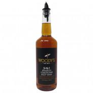 Woody's 3in1 Whiskeyflasche mit Ausgießer 946 ml