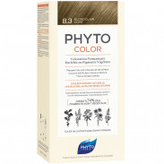 Phyto Phytocolor 8.3 Helles Goldblond Pflanzliche Haarcoloration