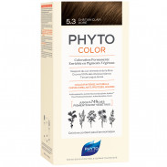 Phyto Phytocolor 5.3 Helles Goldbraun Pflanzliche Coloration