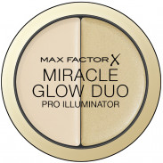 Max Factor Miracle Glow Duo Highlighter 10 Light 11 g