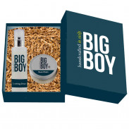 Big Boy Shaving Gel & After Shave Balm Set