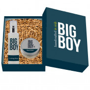Big Boy Soothing Drops & Beard Balm Set