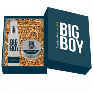Big Boy Beard Wash & Moustache Wax Set