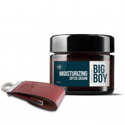 Big Boy Moisturizing Cream & USB Stick in Lederoptik
