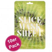 Kocostar Slice Mask Sheet Kiwi 10er Pack