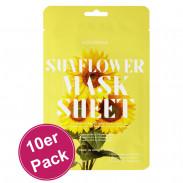 Kocostar Slice Mask Sunflower Flower 10er Pack